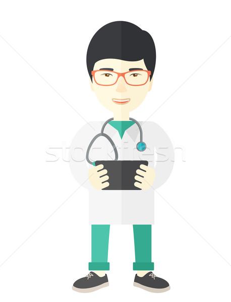 Doctor. Stock photo © RAStudio