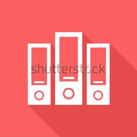 アイコン 影 ベクトル eps 10 デザイン ストックフォト © RAStudio