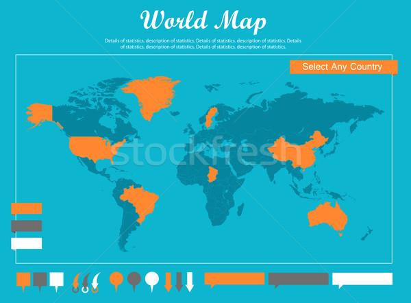Infographic Elements Stock photo © RAStudio