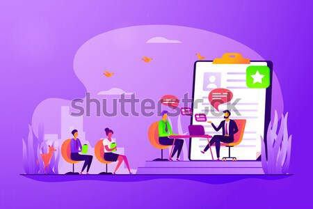 Body positive concept vector illustration. Stock photo © RAStudio