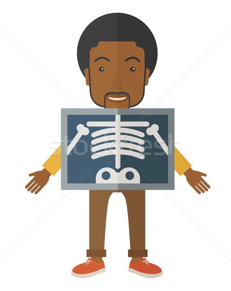 X-rays. Stock photo © RAStudio