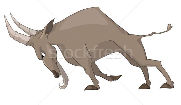Cartoon Character Goat Stock photo © RAStudio