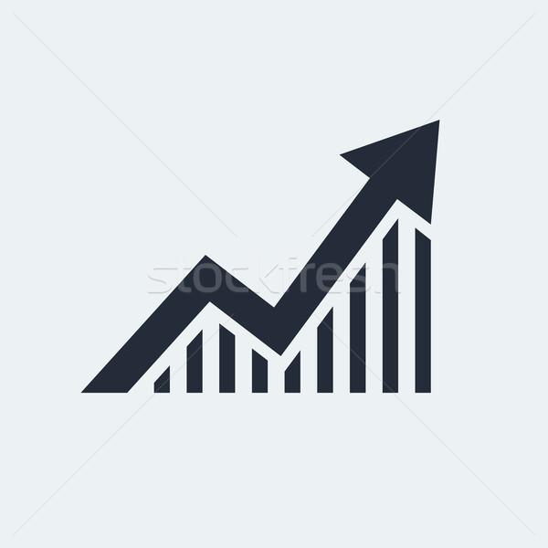 統計値 アイコン 影 ベクトル eps 10 ストックフォト © RAStudio