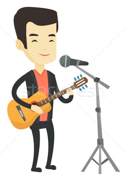 Singing Stock Vectors, Illustrations and Cliparts | Stockfresh