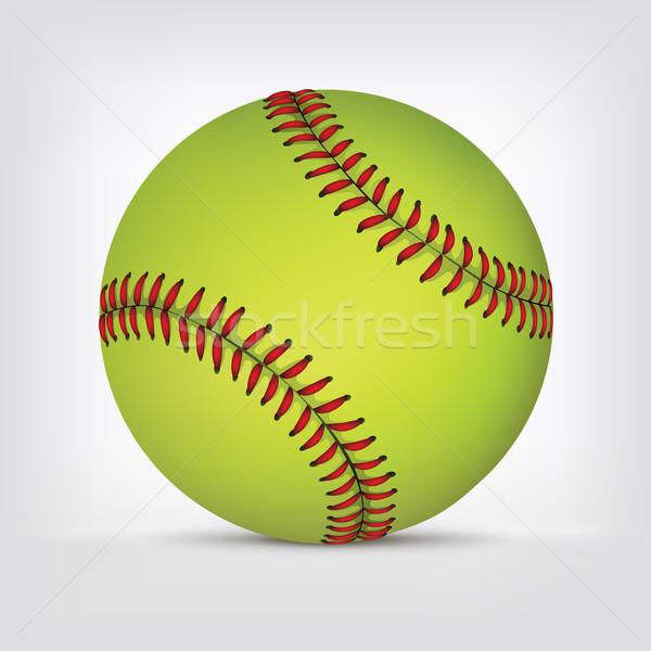 Baseball ball Stock photo © RAStudio