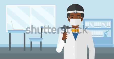 Chief-cooker Stock photo © RAStudio