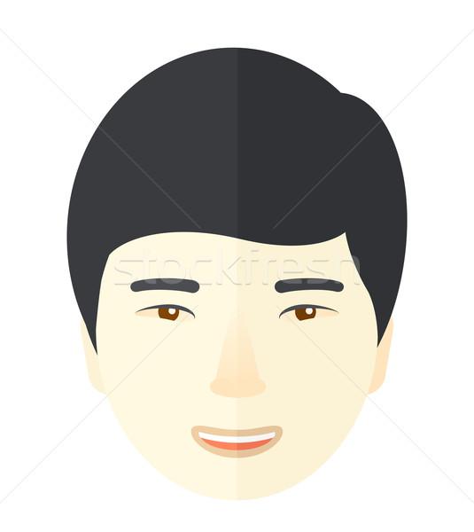Asian young guy.  Stock photo © RAStudio