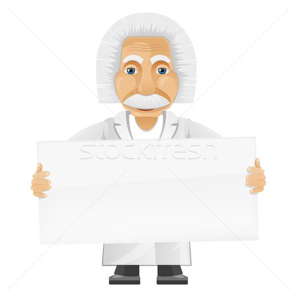 Einstein Stock photo © RAStudio