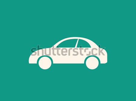 Foto stock: Transporte · icono · vector · pictograma · eps · 10