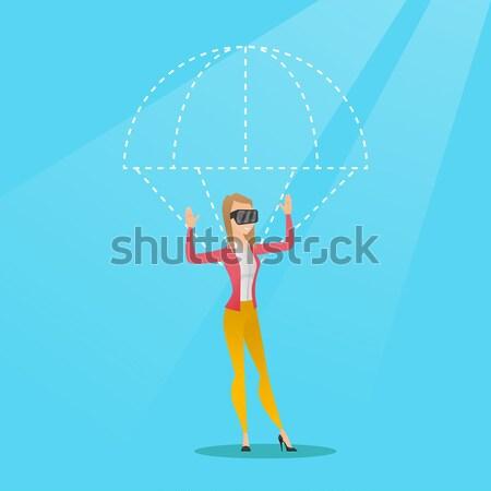Man bal moe kaukasisch Stockfoto © RAStudio