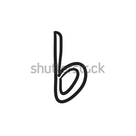 Boceto icono vector aislado dibujado a mano Foto stock © RAStudio