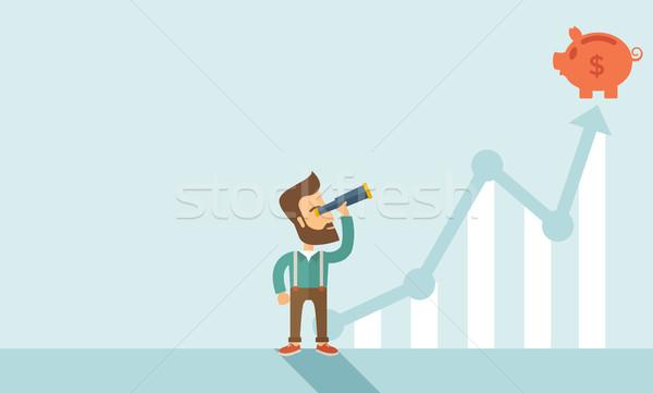 Business growth Stock photo © RAStudio