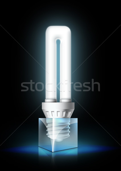 Luminous Bulb  Stock photo © RAStudio