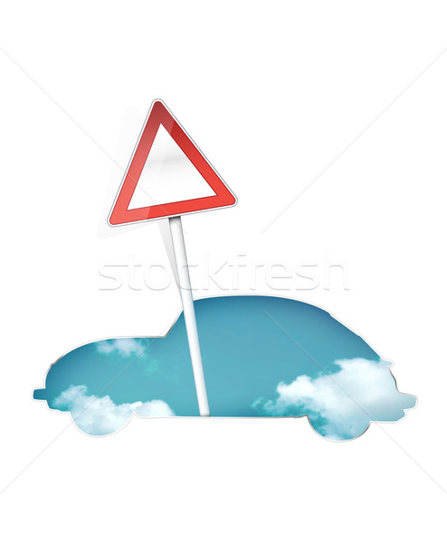 Traffic Sign Stock photo © RAStudio