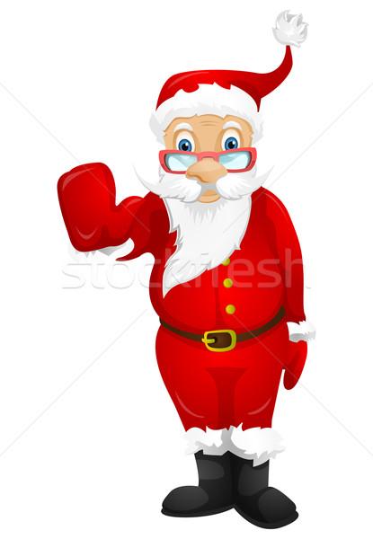 Stock photo: Santa Claus