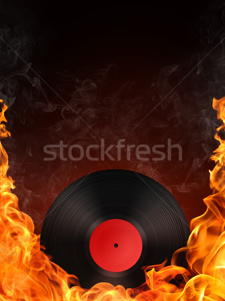 Record Stock photo © RAStudio