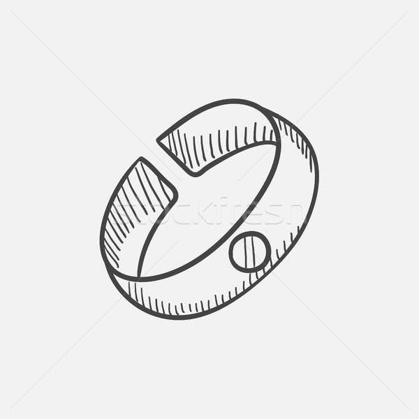 Bracelet sketch icon. Stock photo © RAStudio