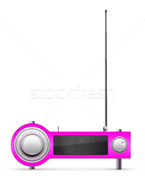 Radio Stock photo © RAStudio