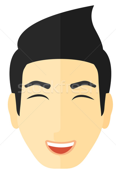 человека эйфория вектора дизайна иллюстрация Сток-фото © RAStudio