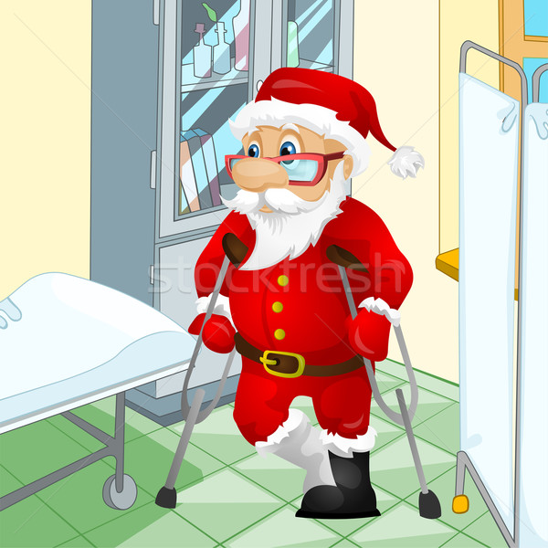Santa Claus Stock photo © RAStudio