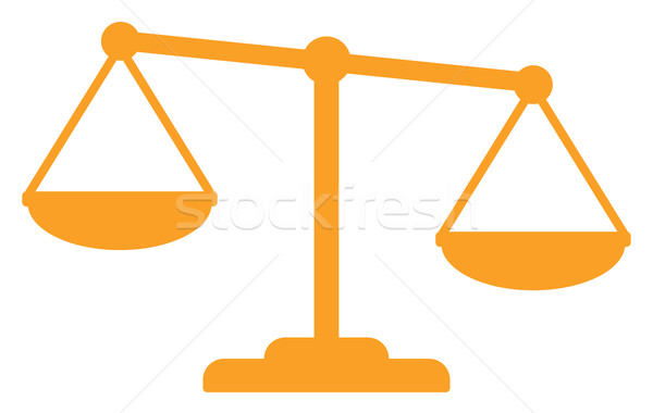 Gold scales of justice  Stock photo © RAStudio