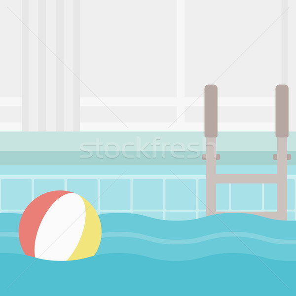 Background of swimming pool. Stock photo © RAStudio