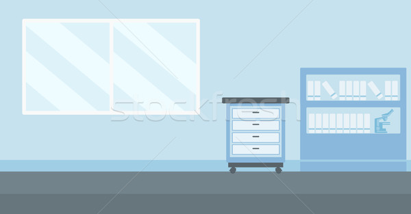 Background of doctor office. Stock photo © RAStudio