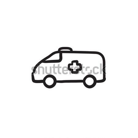 Capítulo 1 - Primeiro Jogo 7885675_stock-vector-ambulance-car-sketch-icon