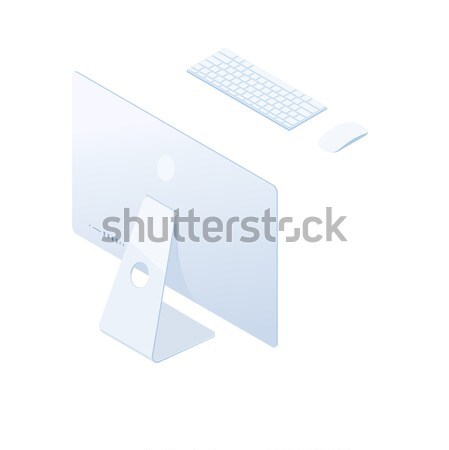 Modern medical equipment Stock photo © RAStudio