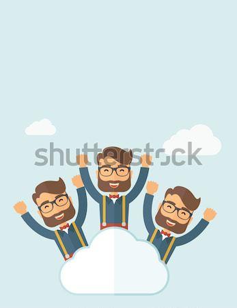 Career growth. Stock photo © RAStudio
