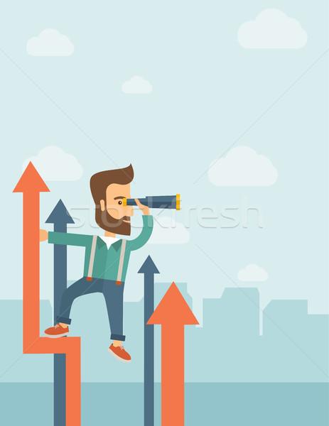 Stock photo: Successful businessman