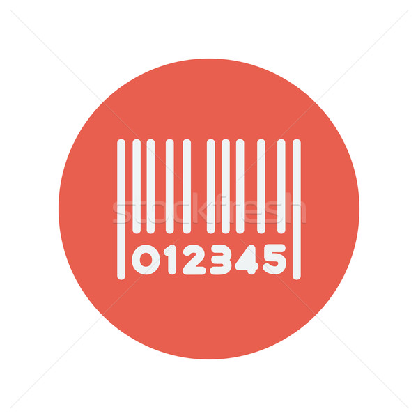 Barcode thin line icon Stock photo © RAStudio