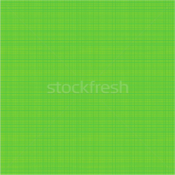 Sin costura verde tejido textura ver cuadros Foto stock © ratselmeister