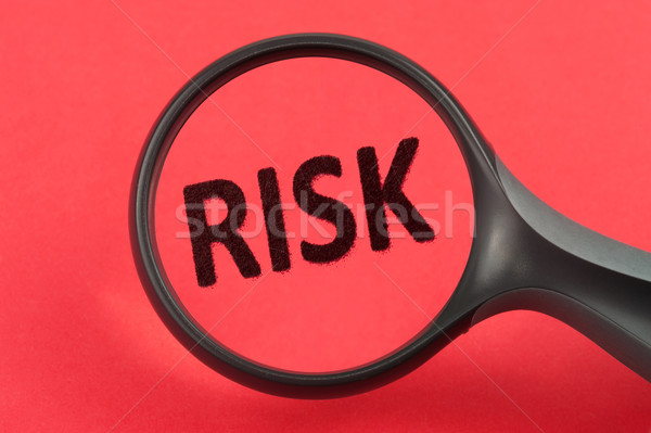 Discovering risk concept Stock photo © raywoo