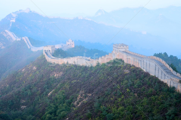 Great Wall of China Stock photo © raywoo