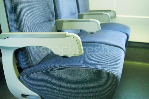 Chairs Stock photo © raywoo