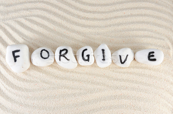 Forgive Stock photo © raywoo