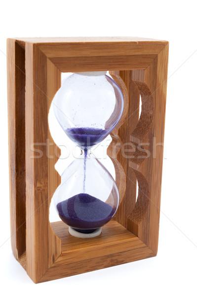 Hourglass Stock photo © raywoo