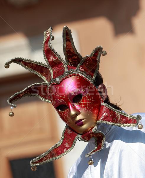 Venetian mask Stock photo © RazvanPhotography