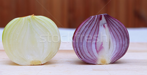 Onions Stock photo © RazvanPhotography