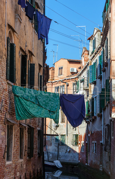 Venetian Cityscape Stock photo © RazvanPhotography