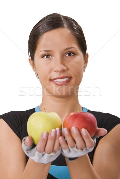 Eat fresh...be happy Stock photo © RazvanPhotography