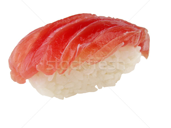 Fatty tuna(toro) sushi Stock photo © RazvanPhotography