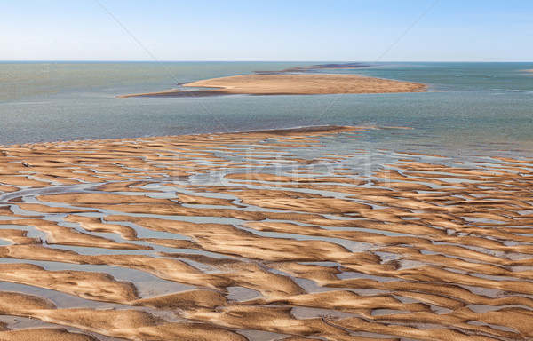 River Seine Estuary Stock photo © RazvanPhotography