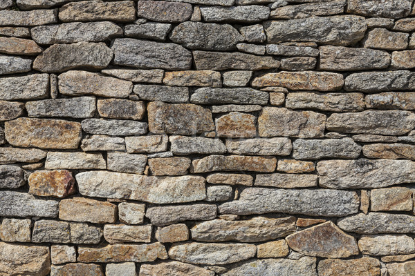 Granite Stones Wall Stock photo © RazvanPhotography