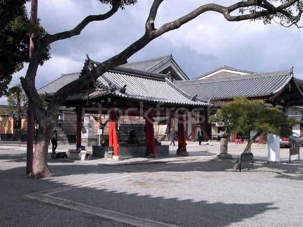 Temples in Kyoto Stock photo © RazvanPhotography