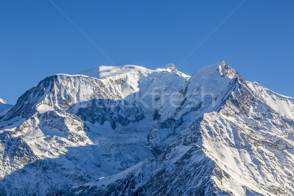 Mont Blanc Stock photo © RazvanPhotography