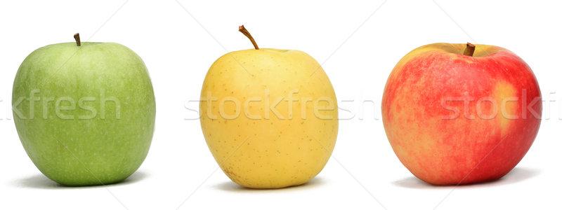 Three apples Stock photo © RazvanPhotography