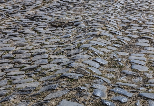Cobbled Road - Detail Stock photo © RazvanPhotography
