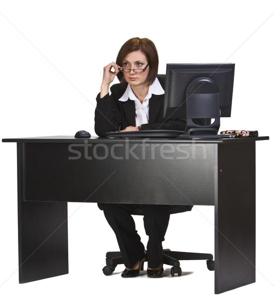 Businesswoman Stock photo © RazvanPhotography